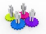 Un equipo es imprescindible para el exito en un negocio multinivel