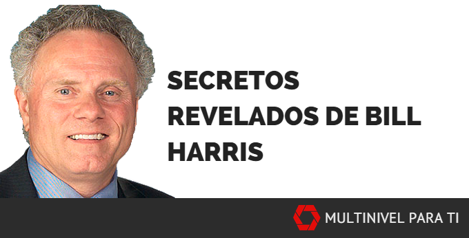 Secretos revelados de Bill Harris