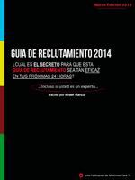 Guía reclutamiento 2014
