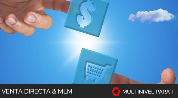 Diferencias entre multinivel y venta directa.