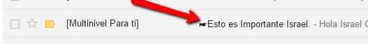 Línea de asunto para vender más a través de correo electrónico