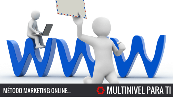 El marketing online como método