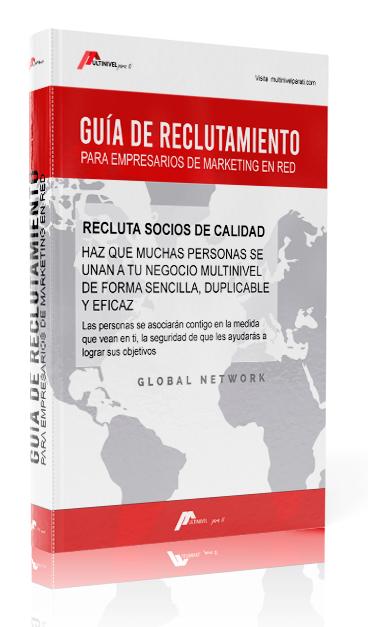 Libro reclutamiento fórmula